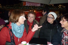 Ladies First auf dem Christkindelsmarkt in Baden Baden