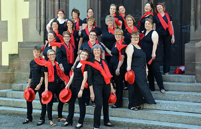 Frauenchor Ladies First des GV Fremersberg Sinzheim 1869 e.V.