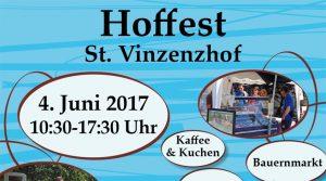 Hoffest 2017 auf dem St. Vinzenzhof Sinzheim