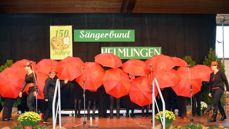 150 Jahre Sängerbund Helmlingen
