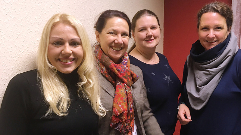 Neue Ladies im Frauenchor des GV Fremersberg Sinzheim