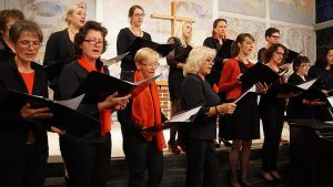 Ladies First beim Kirchenkonzert Helmlingen 2018